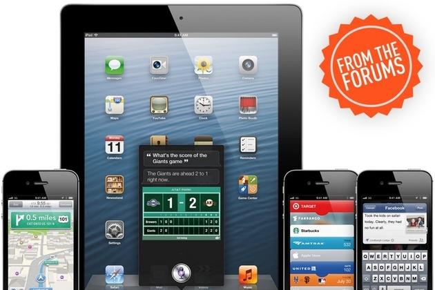 FTF iOS 6