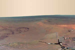 mars opportunity pancam (space)