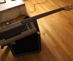 Commodore 64 guitar