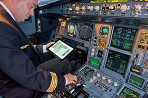 Airbus iPad EFB