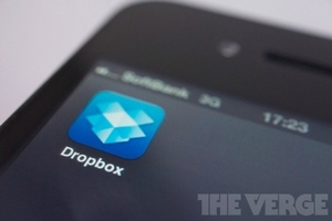 dropbox stock