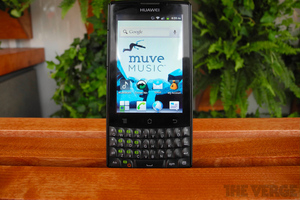 Gallery Photo: Huawei Ascend Q for Cricket hands-on
