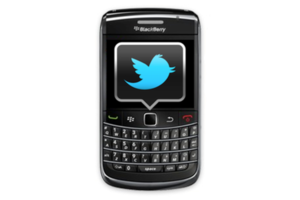 BlackBerry Twitter