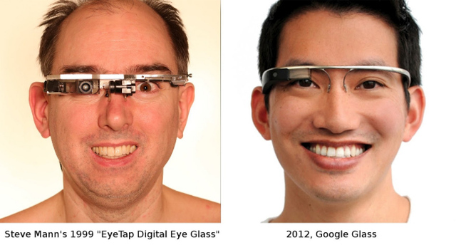 Digital Eye Glass