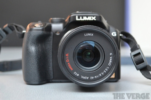 Gallery Photo: Panasonic Lumix DMC-G5 hands-on pictures