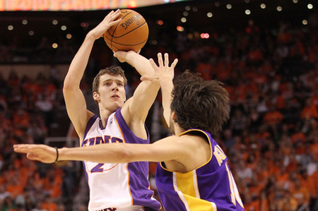 """Dragic said the feud with Vujacic was all """"in the moment"""" and not a reflection of their off-court friendship."""