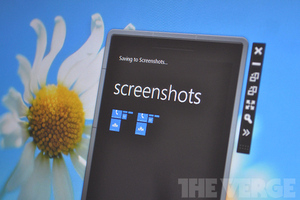 Wp8 screenshots