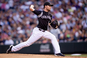We may see this guy at Coors Field again soon.  It is possible that is even good news.