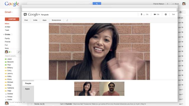 Gmail Hangout