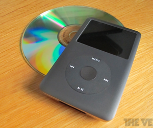 iPod CD