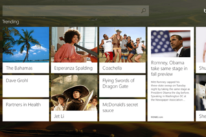 windows 8 rtm bing