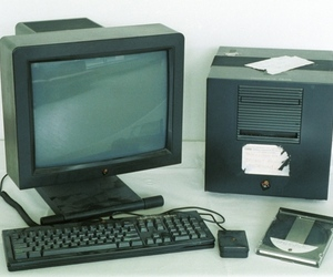 Tim Berners-Lee's NeXT computer
