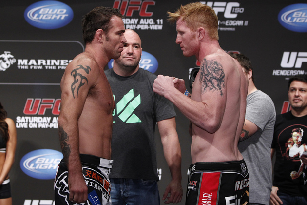 Gallery Photo: UFC 150 Weigh-In Photos