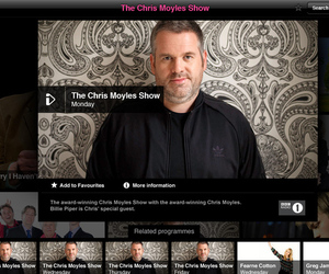 bbc iplayer update
