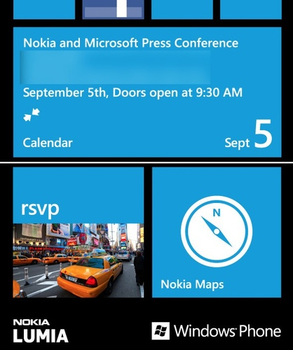 Nokia invite