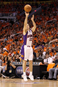 Your Phoenix Suns All Time 3-Point Scoring Leader  (Photo by Christian Petersen/Getty Images)