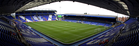 BIRMINGHAM, ENGLAND - AUGUST 18: A general view of St. Andrews prior to during the npower Championship match between Birmingham City and Charlton Athletic at St. Andrews Stadium on August 18, 2012 in Birmingham, England. (Photo by Ben Hoskins/Getty Images)
