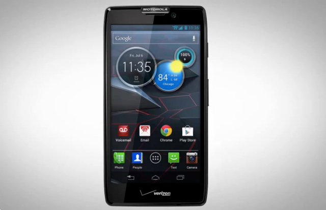 motorola droid razr hd leak video