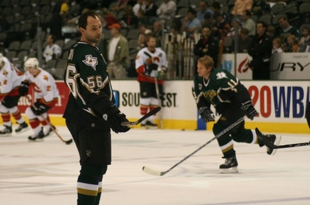 This is the identity of the Dallas Stars. Let's not screw it up too much.
