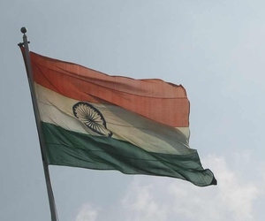Indian flag (rednivaram/Flickr)