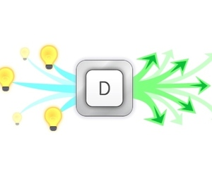 Drafts app logo