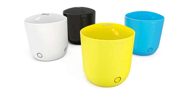 nokia jbl playup speakers