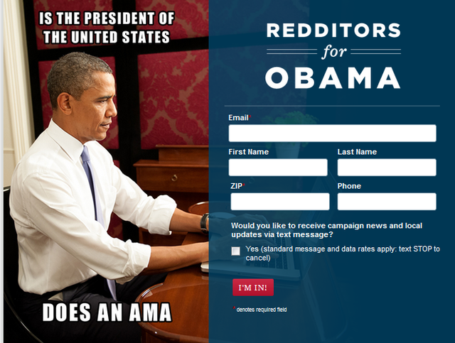 obama reddit quickmeme does an ama