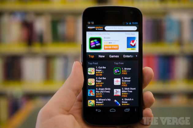 Amazon Appstore Android (STOCK)