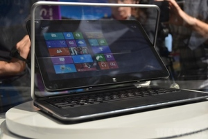 Gallery Photo: Dell XPS Duo 12 hands-on photos