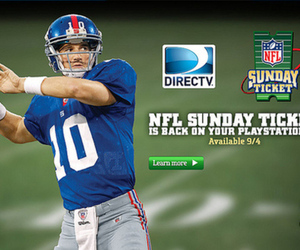 NFL Sunday Ticket PS3