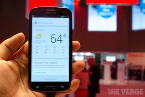 Samsung Galaxy S III Jelly Bean Android 4.1