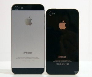 Gallery Photo: iPhone 5 mockup at IFA 2012