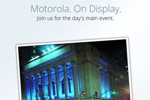 Motorola event