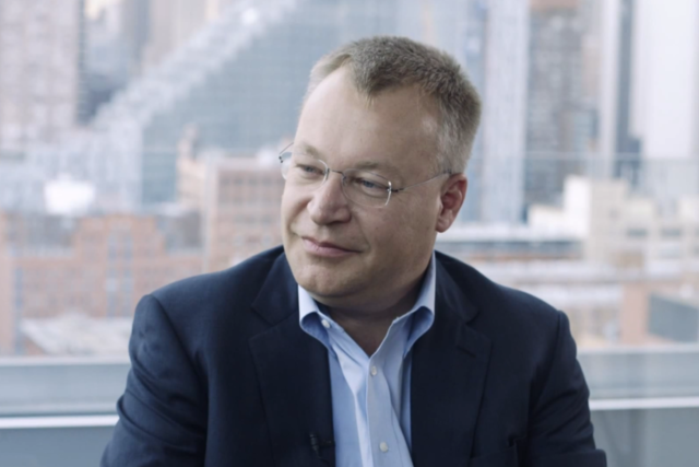 Stephen Elop