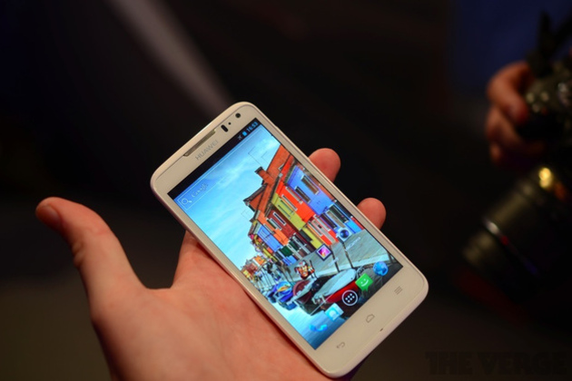 Gallery Photo: Huawei Ascend d quad hands-on pictures
