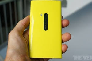 Gallery Photo: Nokia Lumia 920 hands-on photos