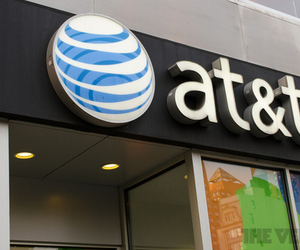 AT&amp;T logo (STOCK)