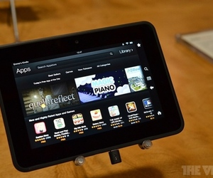 Gallery Photo: Amazon's 7-inch Kindle Fire HD hands-on pictures