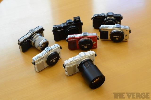 Olympus announces E-PL5 and E-PM2 Micro Four Thirds cameras, XZ-2