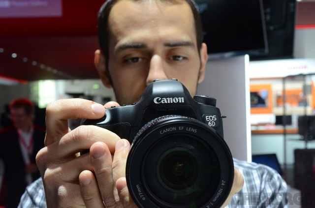 Gallery Photo: Canon EOS 6D hands-on pictures