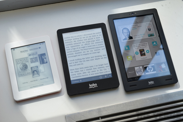 Kobo Arc, Glo, Mini hero