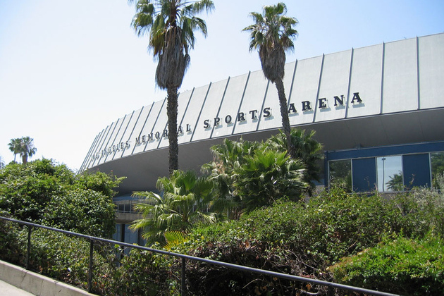 Los Angeles Memorial Sports Arena (from Wikipedia)