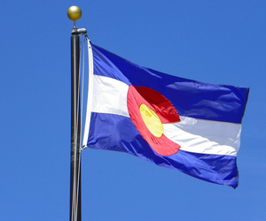 Colorado state flag | Flickr