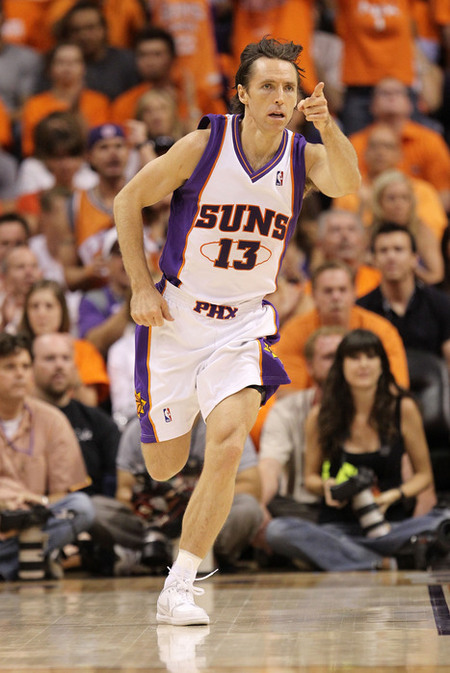 Canada's very own Steve Nash (Photo by Ronald Martinez/Getty Images)