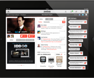 zeebox app with hbo go