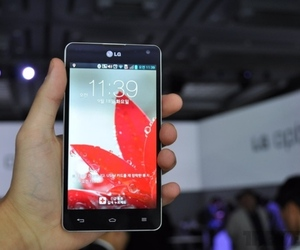 LG Optimus G Korea