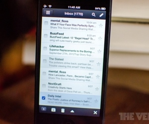 Gmail iPhone 5