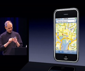 iPhone Maps 2007