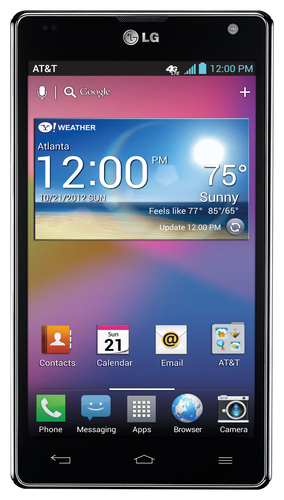LG Optimus G for AT&T