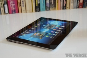 Gallery Photo: Sony Xperia Tablet S review pictures